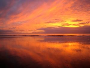 Borth sunset