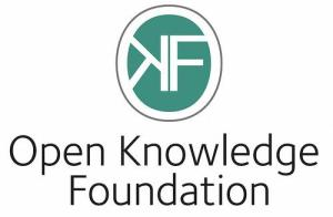 OKFN logo, Open Knowledge Foundation logo
