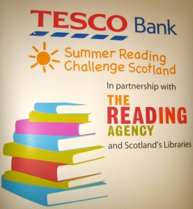 Scottish Summer Reading Challenge