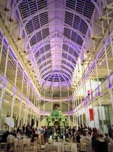 Conference dinner at the National Museum of Scotland