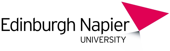Edinburgh Napier logo