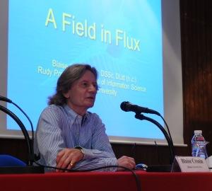 Blaise Cronin keynote speaker