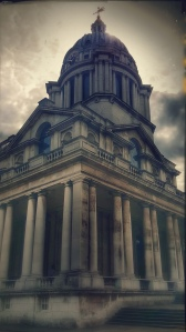 Old Royal Naval College by Clare Taylor