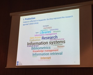 The EU LIS research agenda?