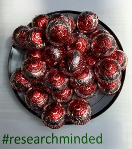 #researchminded Tunnocks teacakes