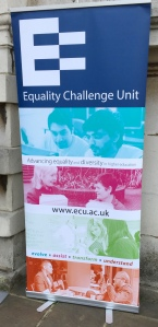 Equality Challenge Unit banner