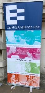 Equality Challenge Unit banner
