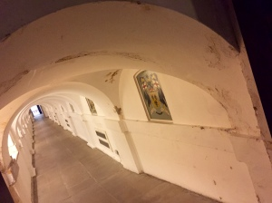 Old Royal Naval Collge crypt 1