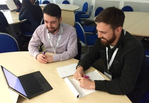 Dr Alex Wilson and Josh Morton discuss research approaches