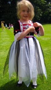Pirate or princess?