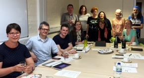 Centre for Social Informatics staff and students June 2015