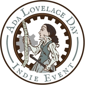 Ada Lovelace Day indie event logo