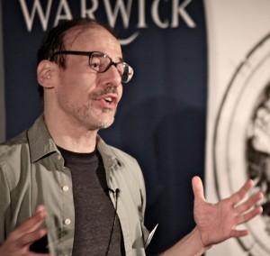 Steve Fuller Warwick