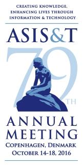 ASIST 2016 logo