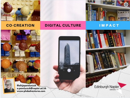 Co-creation, digital culture, impact by Alicja Pawluczuk