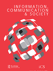 Information, Communication and Society cover
