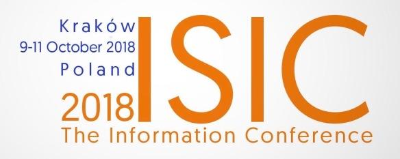 #ISIC2018 logo