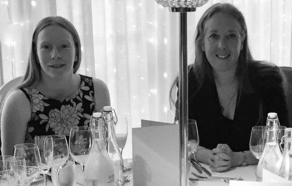 Lyndsey Middleton and her Director of Studies Professor Hazel Hall