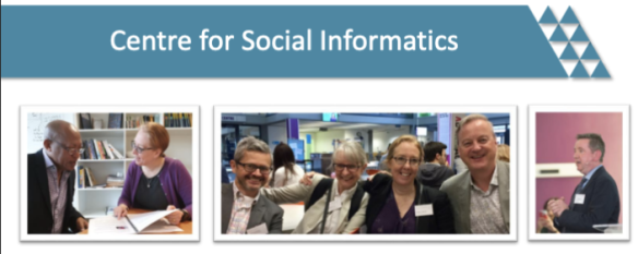 Centre for Social Informatics banner