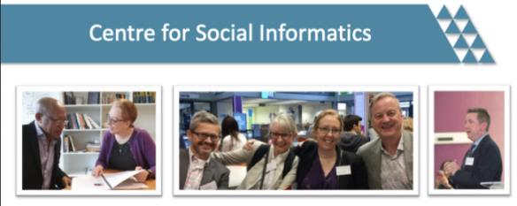 Centre for Social Informatics banner