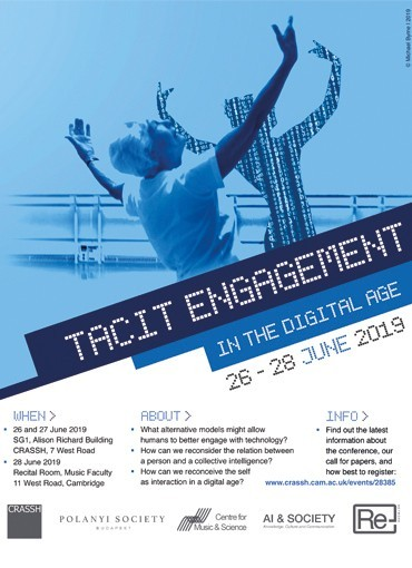 Tacit Engagement in the Digital Age poster
