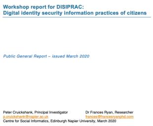 DISIPRAC report