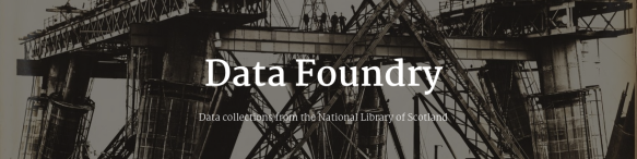 Data Foundry National Library of Scotland