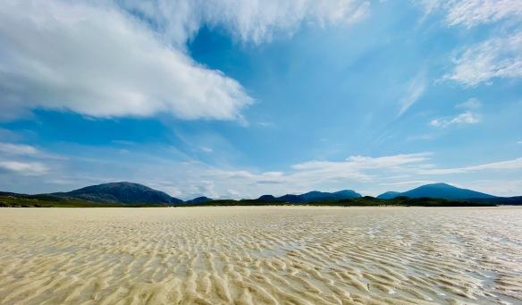Uig Sands Isle Lewis Hebrides