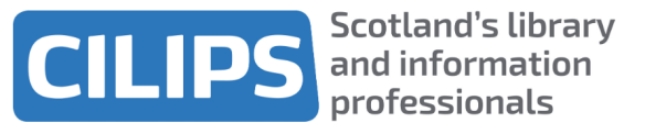 CILIPS Scotland logo
