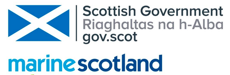 Marine Scotland Scottish Government logo